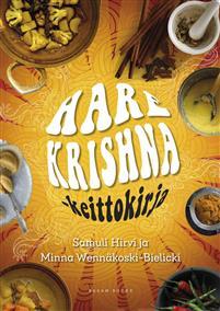 Näyta tiedot: Hare Krishna -keittokirja