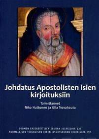 Näyta tiedot: Johdatus Apostolisten isien kirjoituksiin