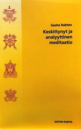 Näyta tiedot: Keskittynyt ja analyyttinen meditaatio
