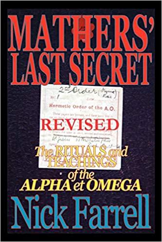 Näyta tiedot: Mathers Last Secret REVISED