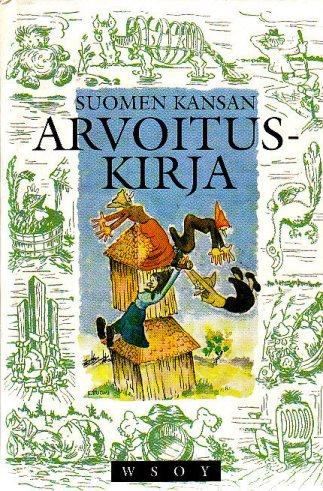 Suomen kansan arvoituskirja