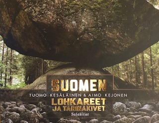 Näyta tiedot: Suomen lohkareet ja tarinakivet