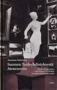 Suomen Taideyhdistyksestä Ateneumiin