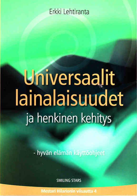 Universaalit lainalaisuudet ja henkinen kehitys