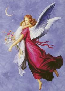 Tuotekuva: Evening Angel - Illan enkeli