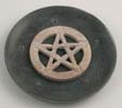 Tuotekuva: Suitsukepidin pentagrammilla