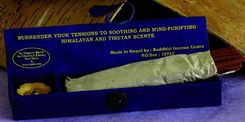 Tuotekuva: Tiibetiläinen suitsukepakkaus Tranquility