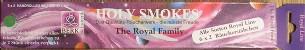 Tuotekuva: Holy Smoke sortering Royal Line