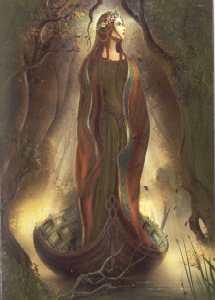 Tuotekuva: Lady of Avalon - Avalonin Lady
