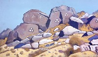Tuotekuva: Sacred Stones - Mongolia