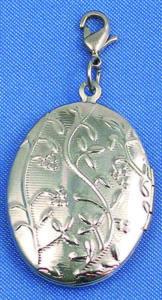 Tuotekuva: Medaljonki kännykkäkoru