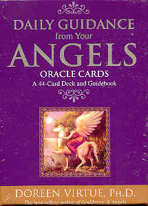 Tuotekuva: Daily Guidance from Your Angels Oracle Cards