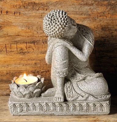Tuotekuva: Lepäävä Buddha