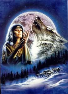 Tuotekuva: Wolf Maiden