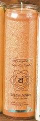 Tuotekuva: Chakra-kynttilä, oranssi Svadhisthana