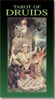 Tuotekuva: Tarot of the Druids