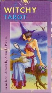Tuotekuva: Witchy Tarot