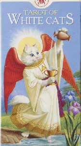 Tuotekuva: Tarot of White Cats