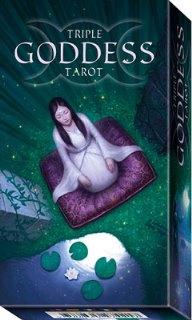 Tuotekuva: Triple Goddess Tarot