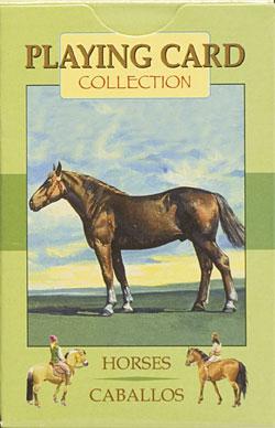 Tuotekuva: Hevoset - Horses -pelikortit