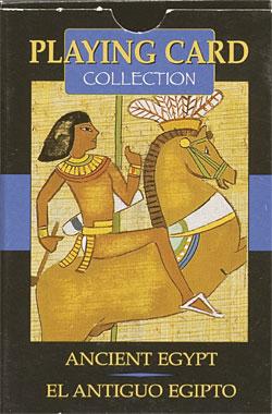 Tuotekuva: Ancient Egypt - Muinainen Egypti -pelikortit