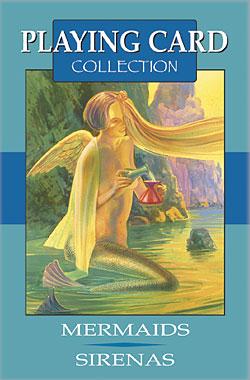 Tuotekuva: Merenneidot - Mermaids -pelikortit