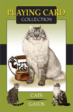 Tuotekuva: Kissat - Cats -pelikortit