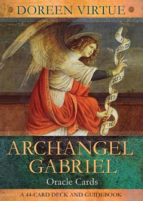 Tuotekuva: Archangel Gabriel Oracle cards