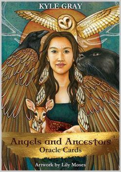 Tuotekuva: Angels and Ancestors Oracle Cards