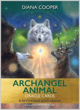 Tuotekuva: Archangel Animal Oracle Cards
