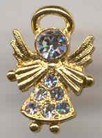 Tuotekuva: Kirkasmekkoinen Aatman enkelipinssi