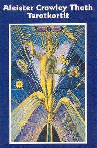 Tuotekuva: Aleister Crowley Thoth Tarotkortit