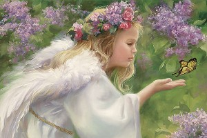 Tuotekuva: Angel & Butterfly