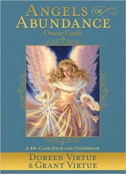 Tuotekuva: Angels of Abundance Oracle Cards