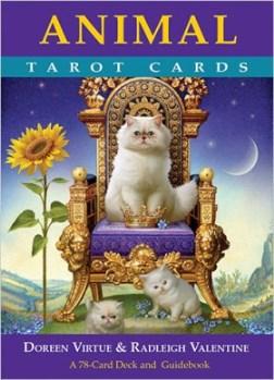 Tuotekuva: Animal Tarot Cards