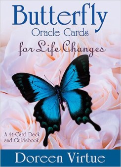 Tuotekuva: Butterfly Oracle Cards for Life Changes