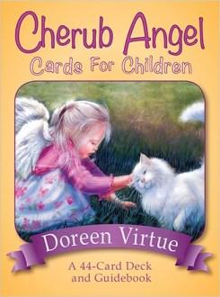 Tuotekuva: Cherub Angel Cards for Children