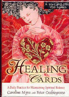 Tuotekuva: Healing Cards