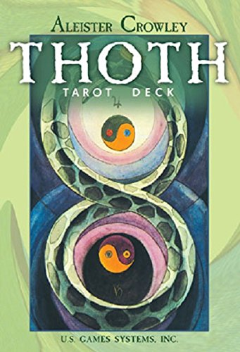 Tuotekuva: Thoth Tarot Cards