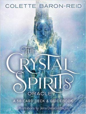 Tuotekuva: The Crystal Spirits Oracle