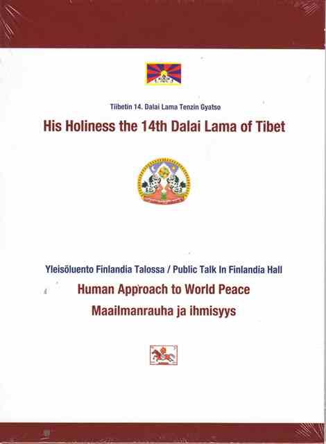 Tuotekuva: Dalai Lama Finland 29.9-2.10.2006