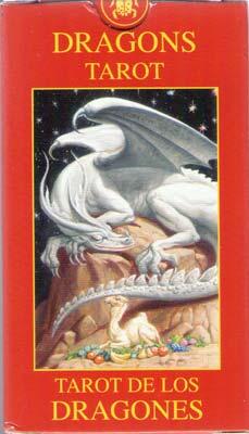Tuotekuva: Dragons Tarot, mini