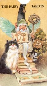 Tuotekuva: Fairy Tarot