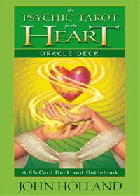 Tuotekuva: The Psychic Tarot for the Heart