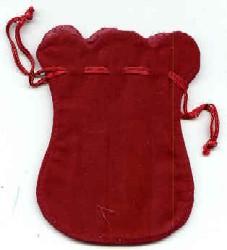 Tuotekuva: Punainen heiluripussi