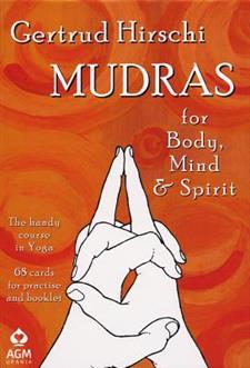 Tuotekuva: Gertrud Hirschi: MUDRAS for Body, Mind and Spirit