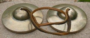 Tuotekuva: Meditaatiokellot iso - Tingsha symbaalit