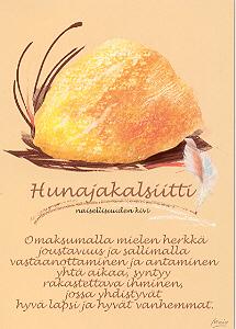 Tuotekuva: Hunajakalsiitti
