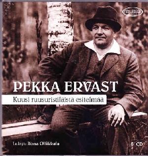 Tuotekuva: Pekka Ervast: Kuusi ruusuristiläistä esitelmää