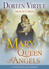 Tuotekuva: Mary, Queen of Angels Oracle Cards